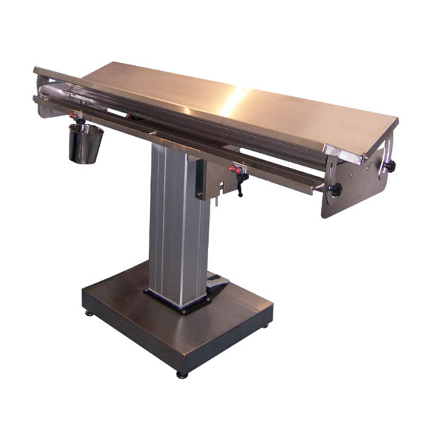 v top electric lift operating table markforce veterinary